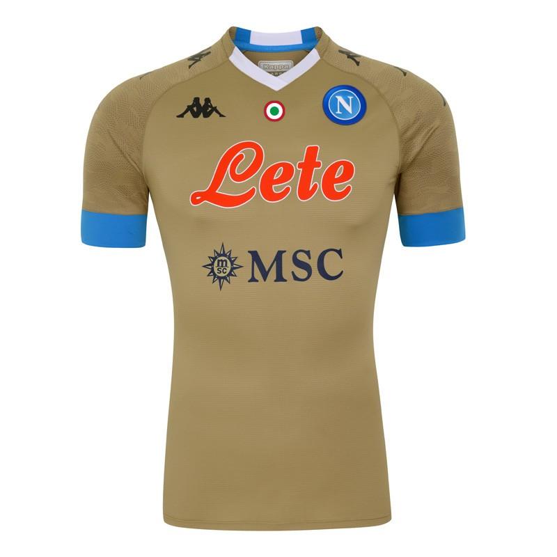 Napoli keepersshirt 2020-2021 - 1