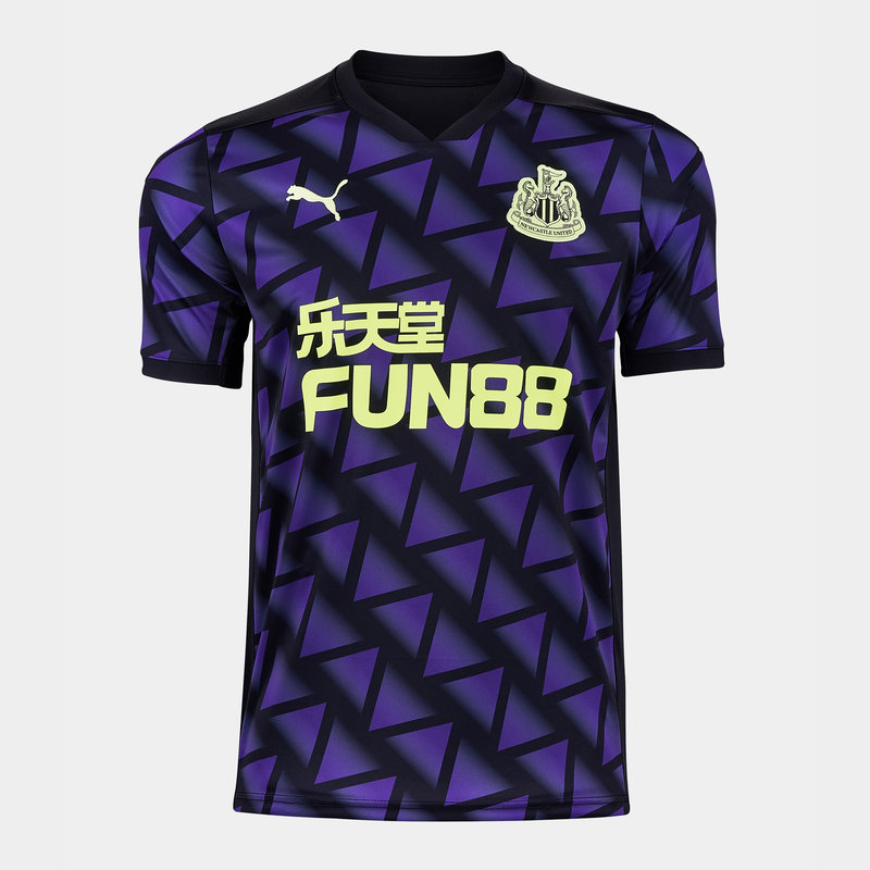 Newcastle United Alternatiefshirt 2020-2021