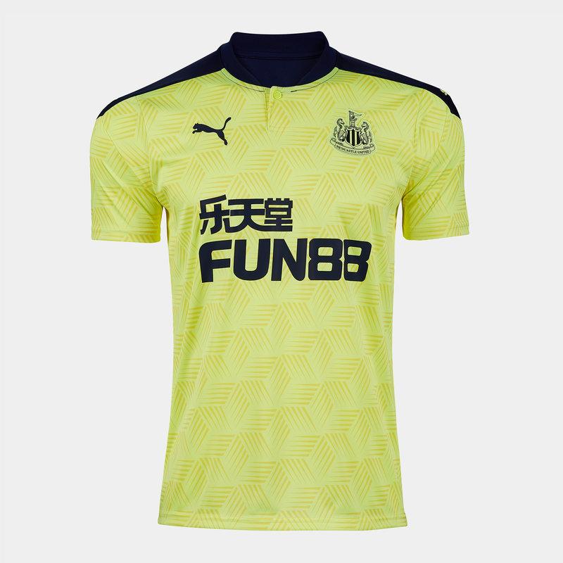 Newcastle United Uitshirt 2020-2021