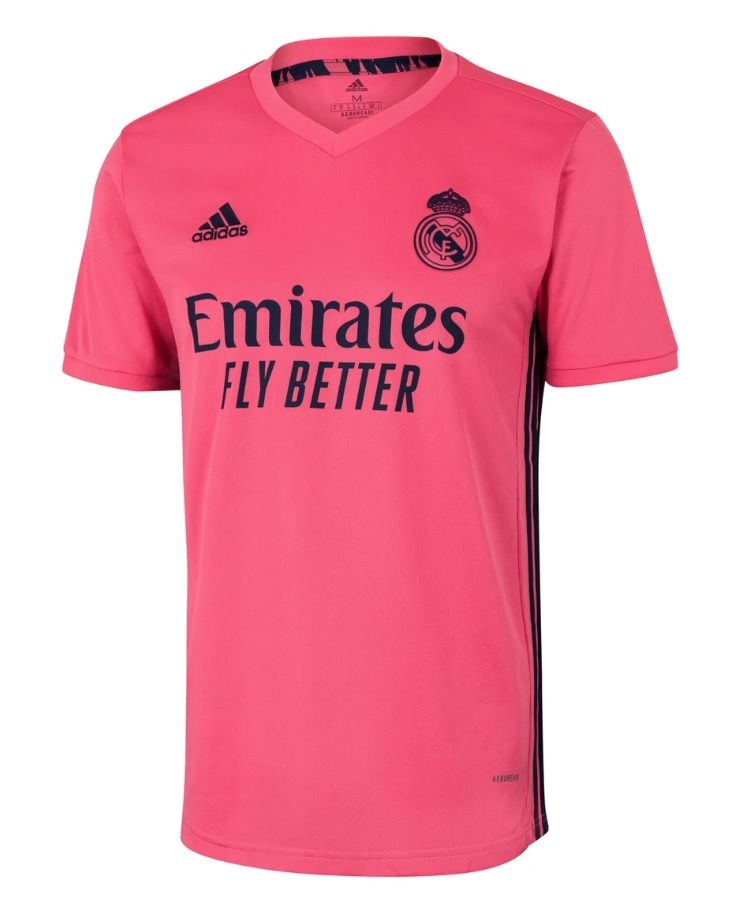 Real Madrid Uitshirt 2020-2021