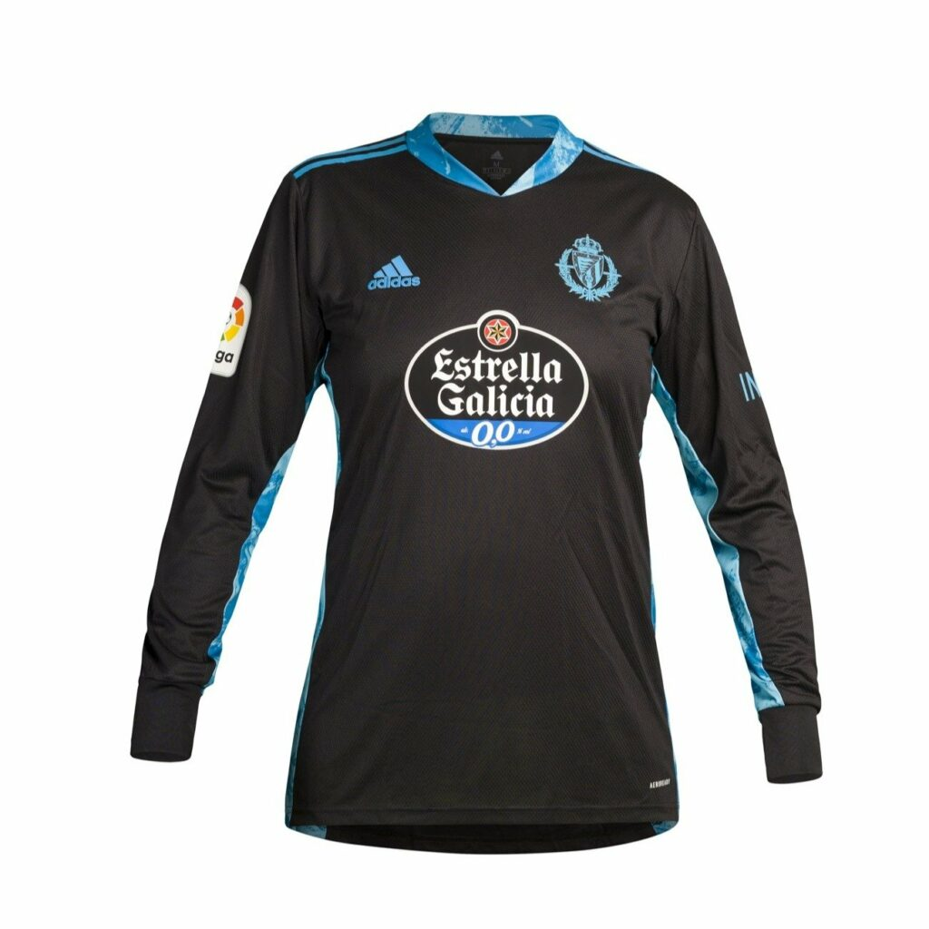 Real Valladolid Keepersshirt 2020-2021 - 3
