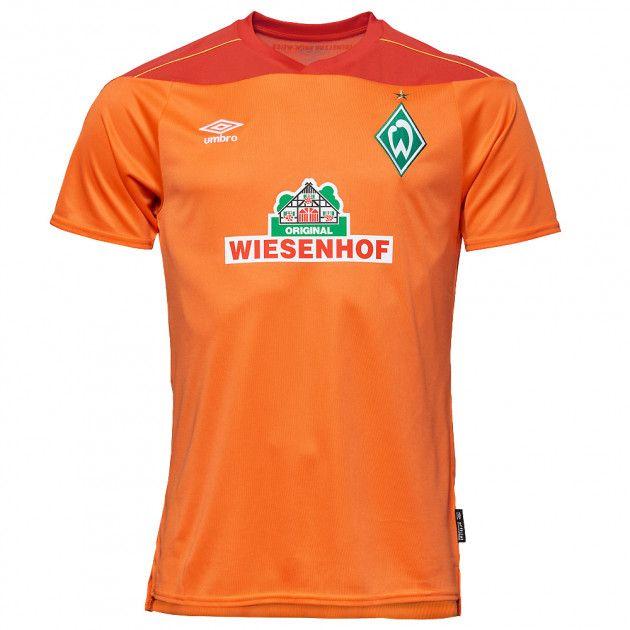 SV Werder Bremen Keepersshirt 2020-2021