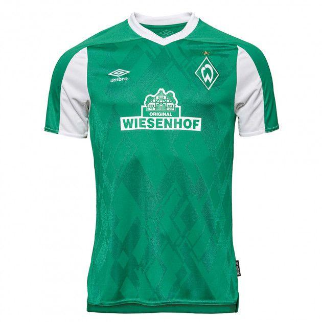 SV Werder Bremen Thuisshirt 2020-2021
