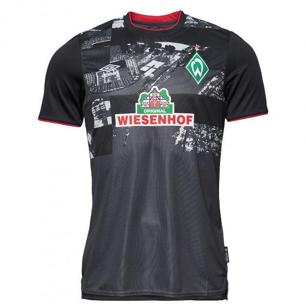 SV Werder Bremen Trainingsshirt 2020-2021 - 5