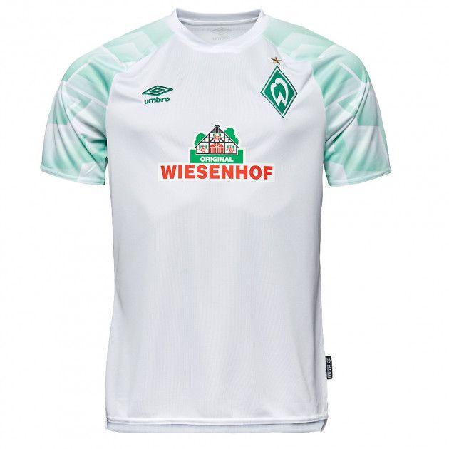SV Werder Bremen Uitshirt 2020-2021