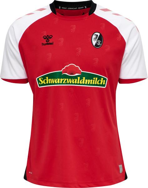Sport-Club Freiburg Thuisshirt 2020-2021