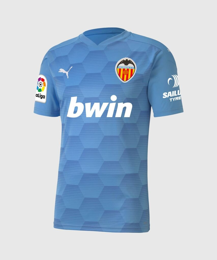 Valencia CF Keepersshirt 2020-2021 - 4