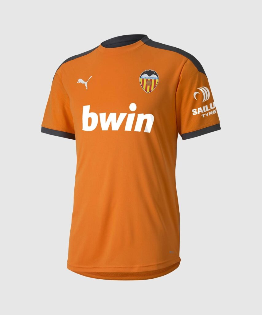 Valencia CF Trainingsshirt 2020-2021 - 1