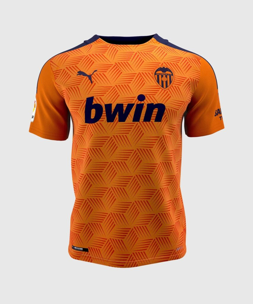 Valencia CF Uitshirt 2020-2021