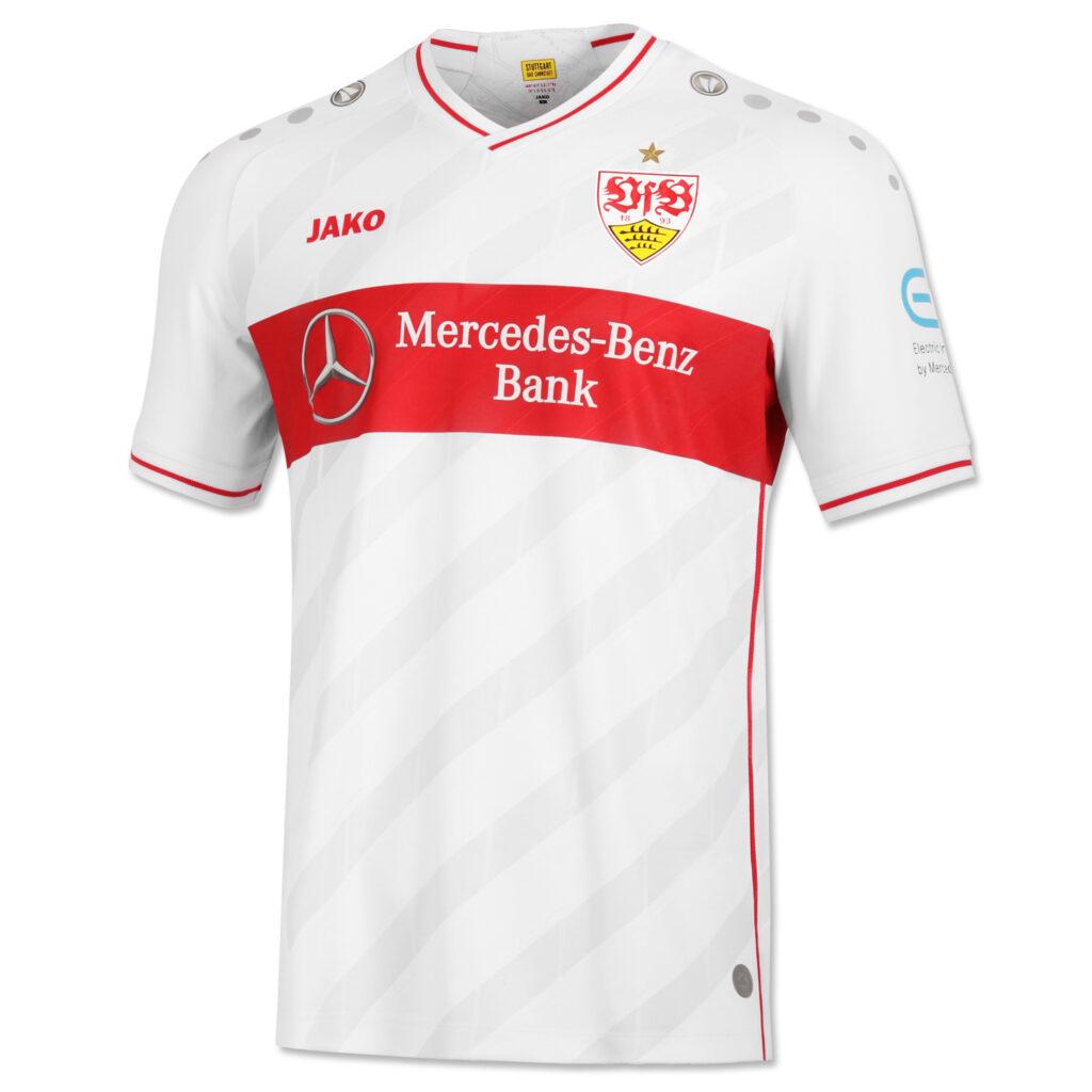 VfB Stuttgart Thuisshirt 2020-2021