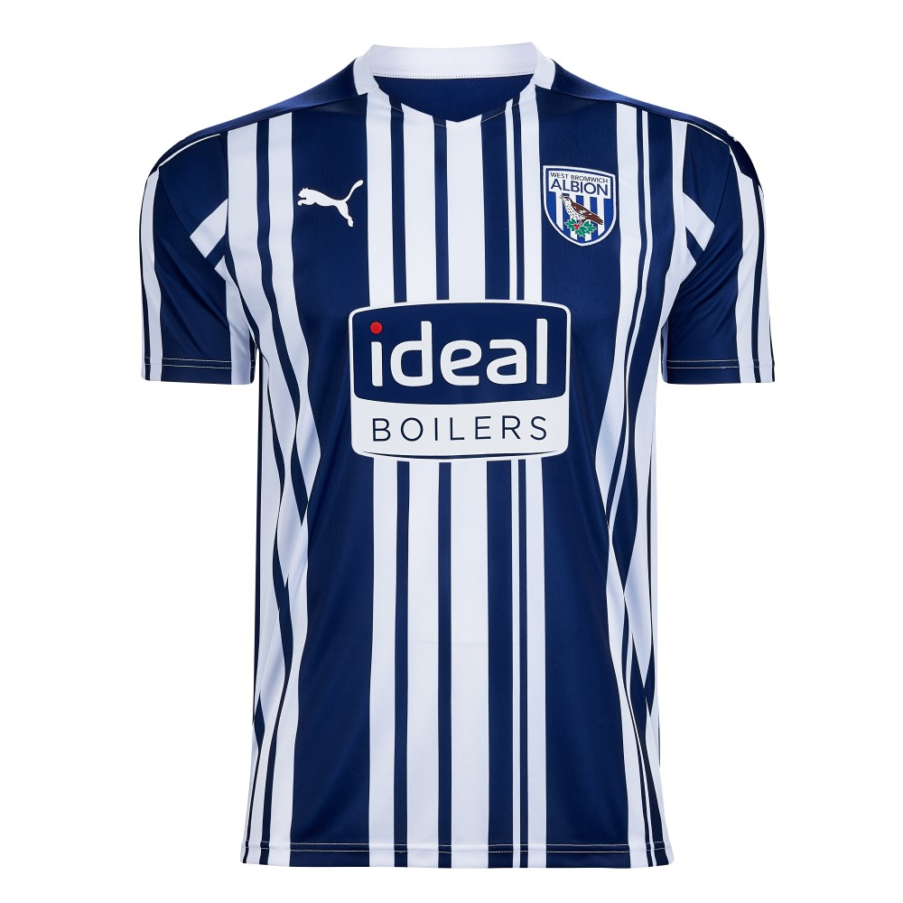 West Bromwich Albion Thuisshirt 2020-2021