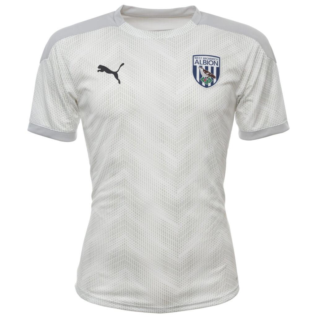 West Bromwich Albion Trainingsshirt 2020-2021 - 1