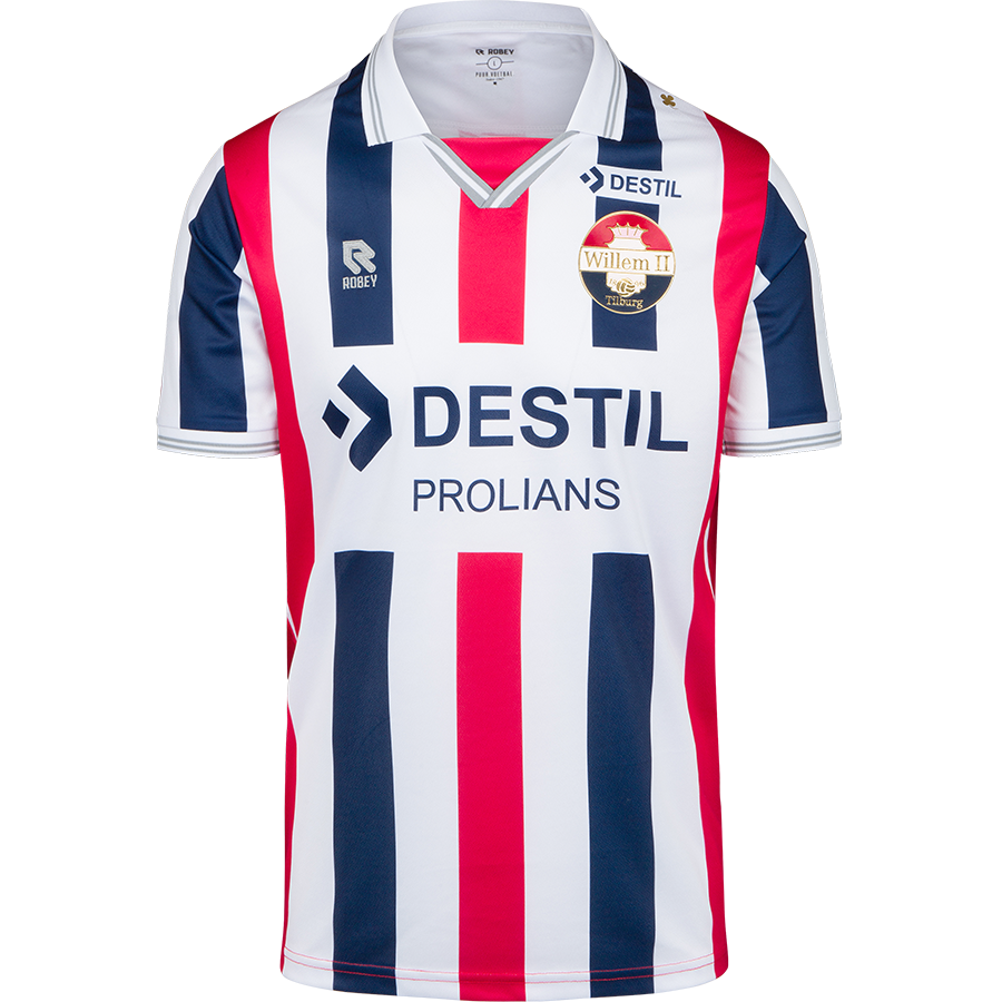 Willem II Thuisshirt 2020-2021