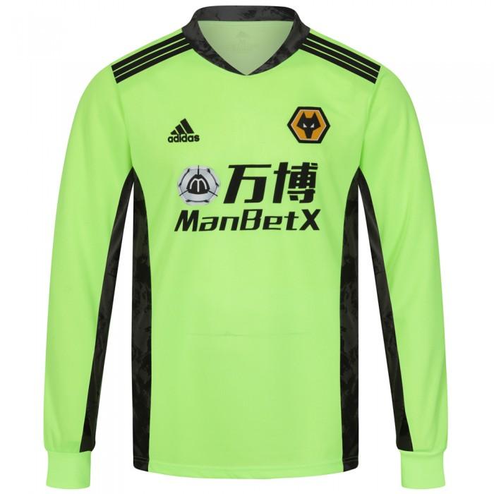 Wolverhampton Wanderers Keepersshirt 2020-2021 - 2
