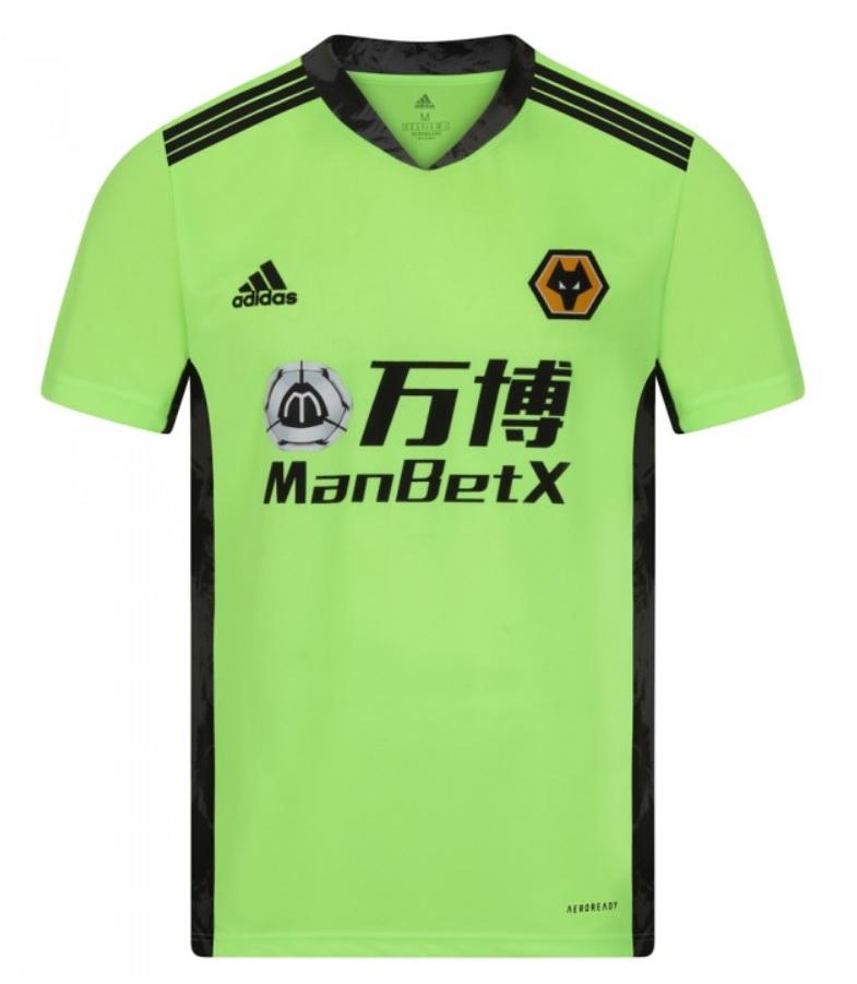 Wolverhampton Wanderers Keepersshirt 2020-2021