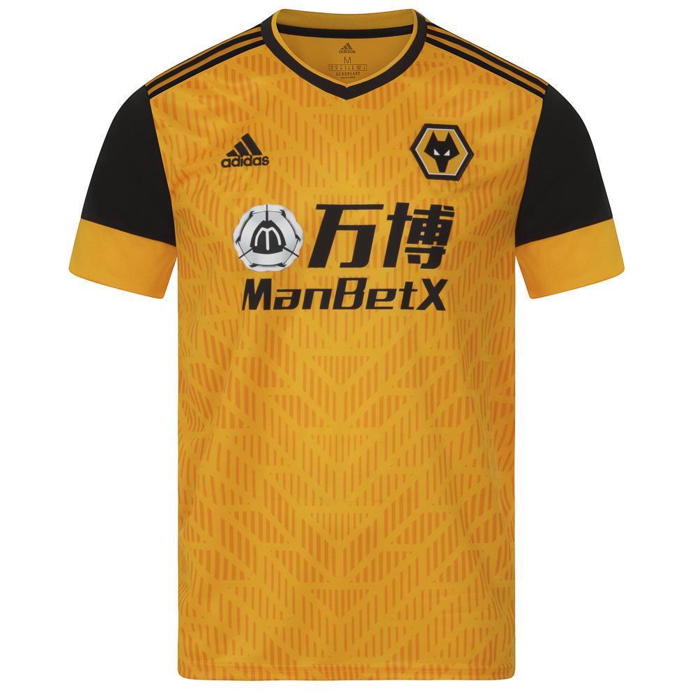 Wolverhampton Wanderers Thuisshirt 2020-2021