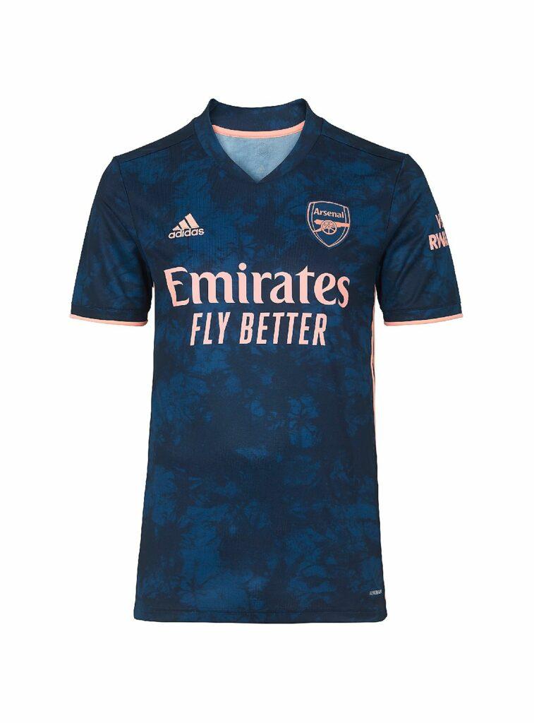Arsenal alternatiefshirt 2020-2021