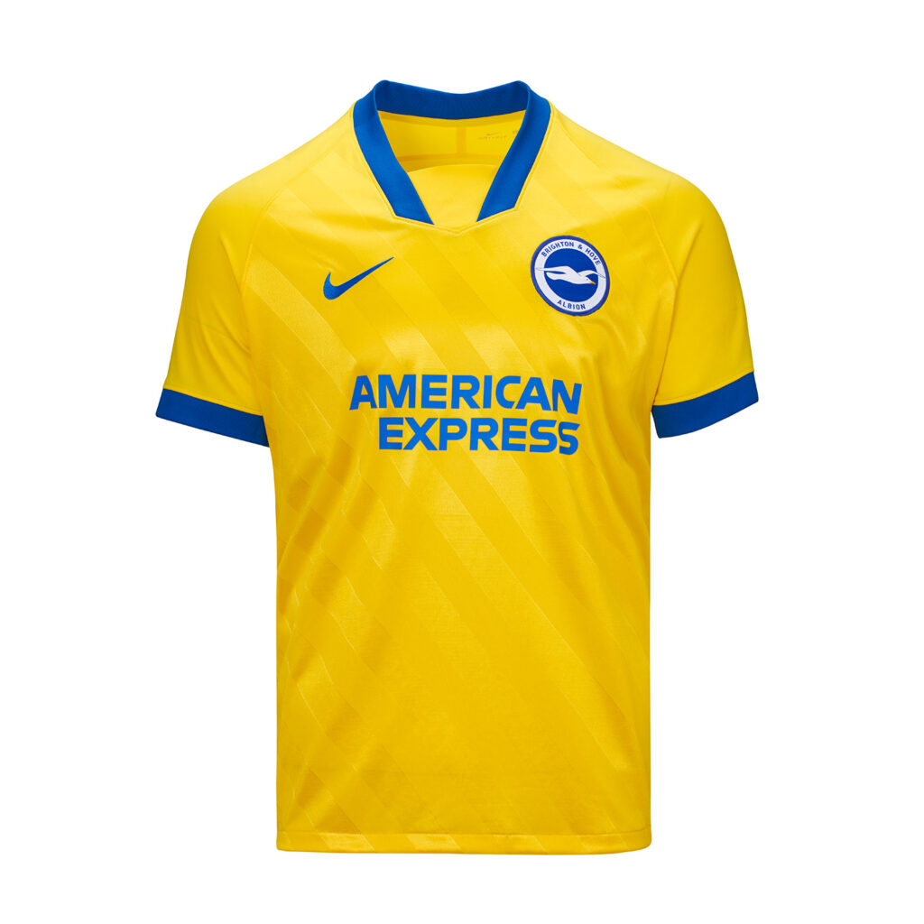 Brighton and Hove Albion uitshirt 2020-2021