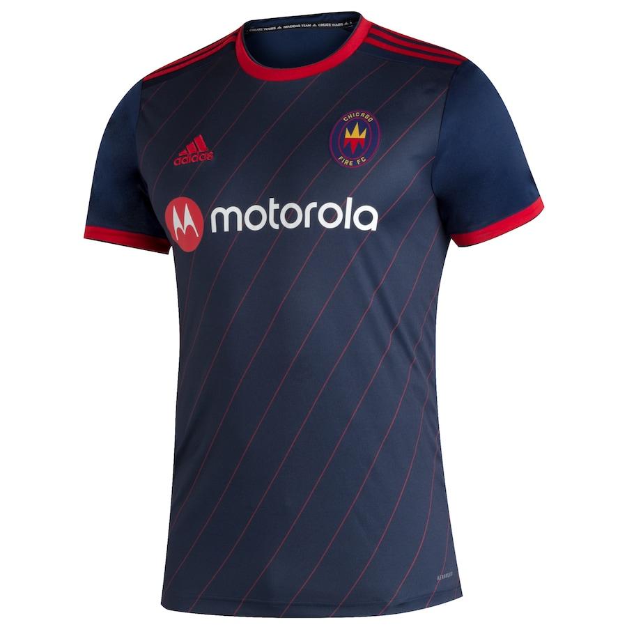 Chicago Fire FC thuisshirt 2020-2021
