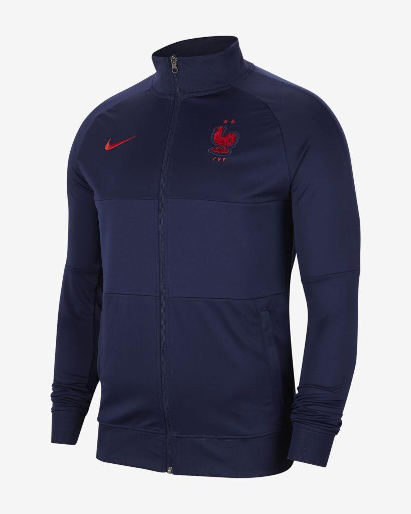 Frankrijk trainingsjack 2020-2021