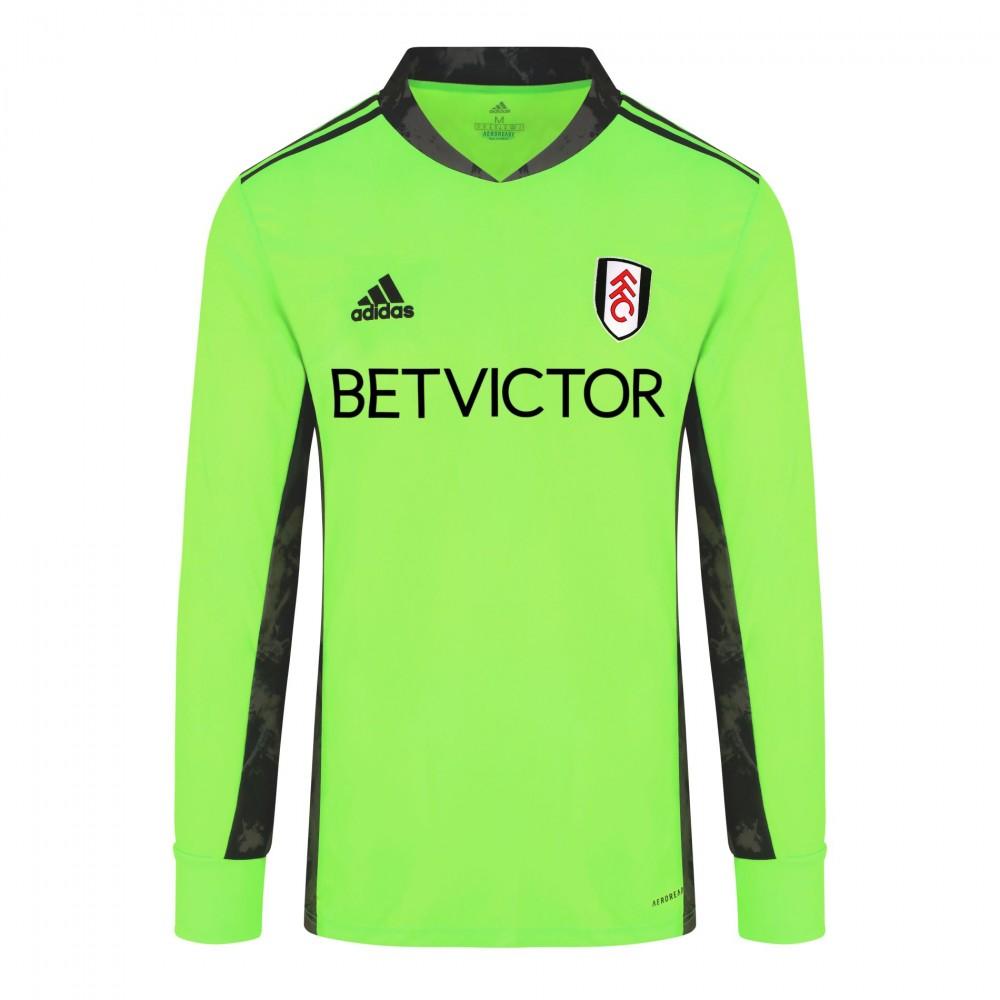 Fullham FC keepersshirt 2020-2021 - 1