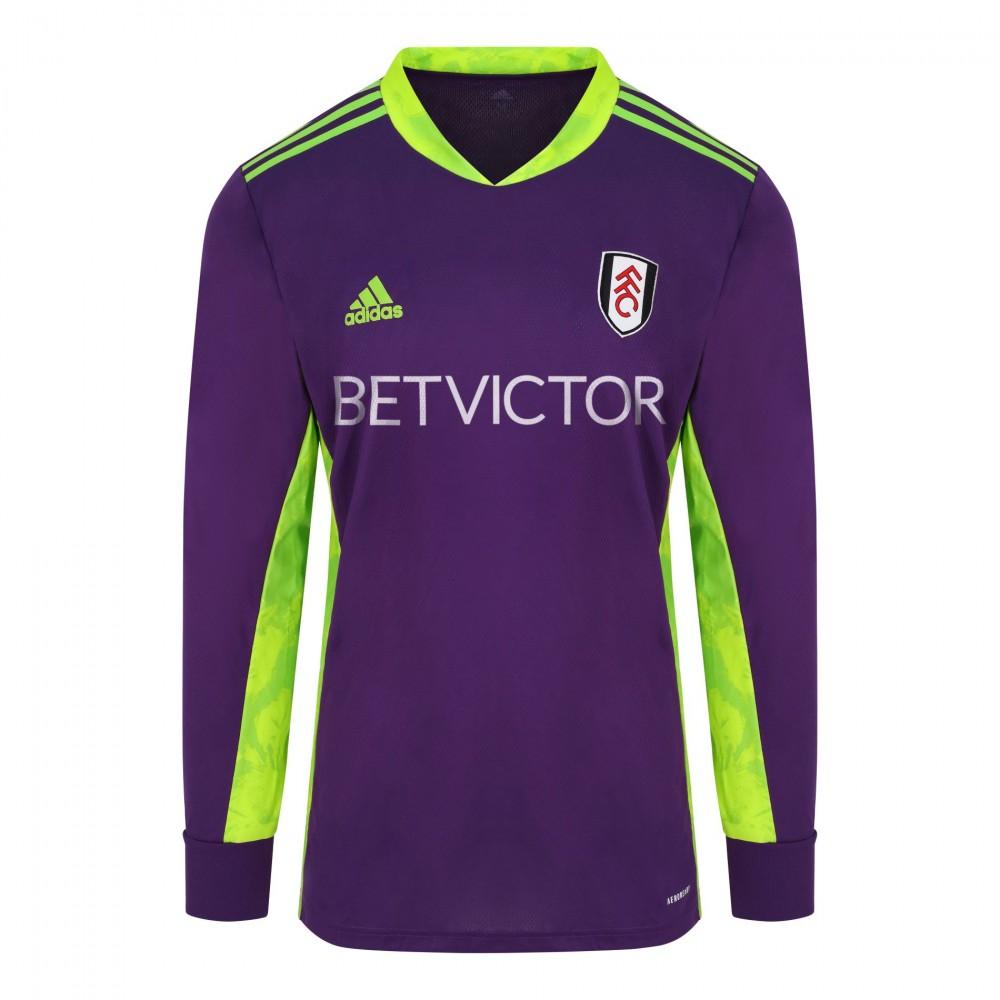 Fullham FC keepersshirt 2020-2021 - 2