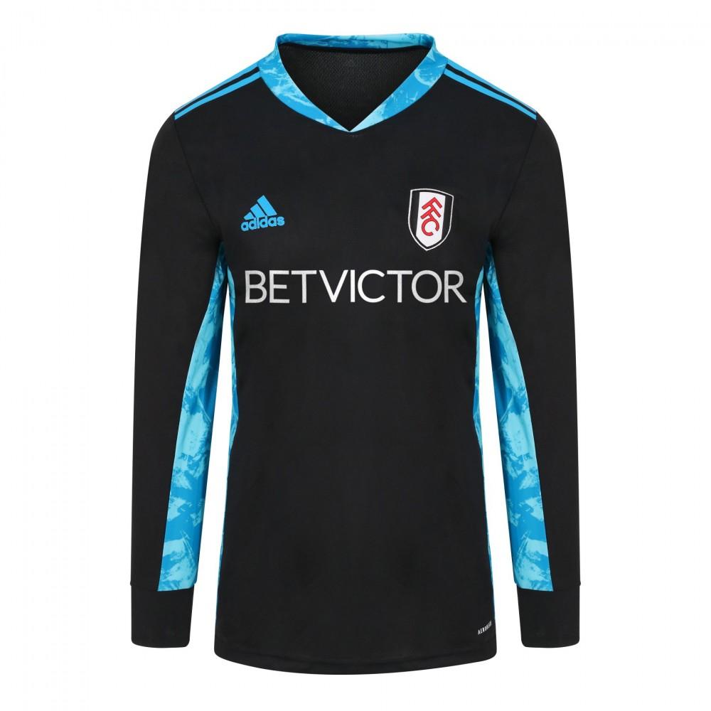 Fullham FC keepersshirt 2020-2021 - 3