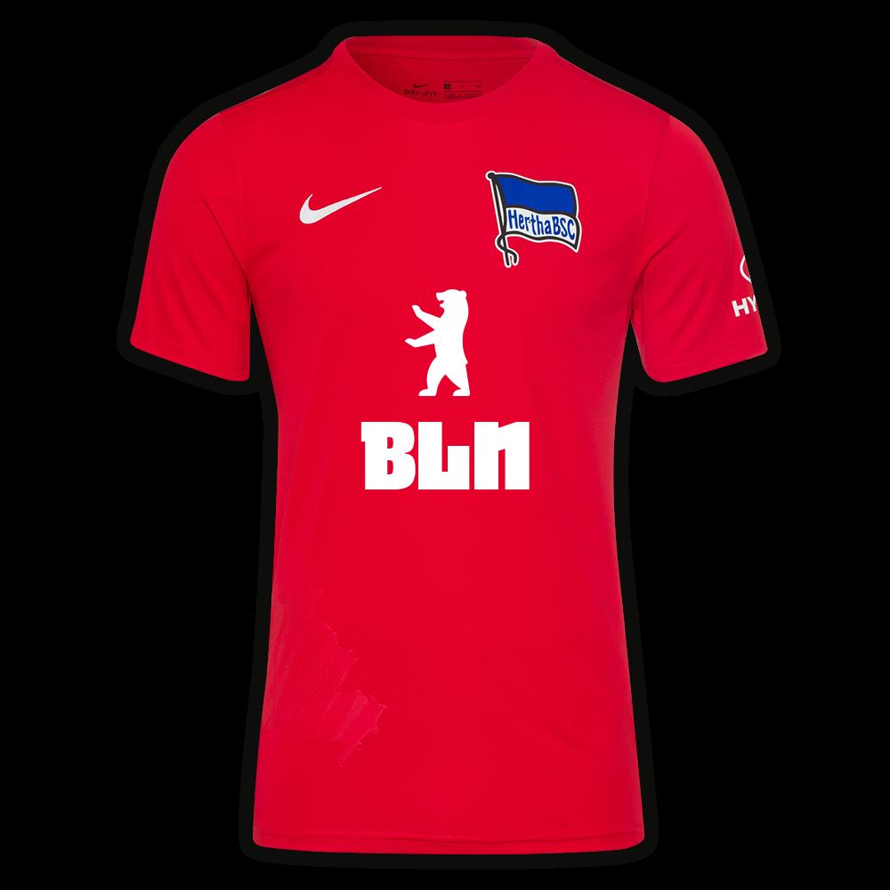 Hertha BSC alternatiefshirt 2020-2021