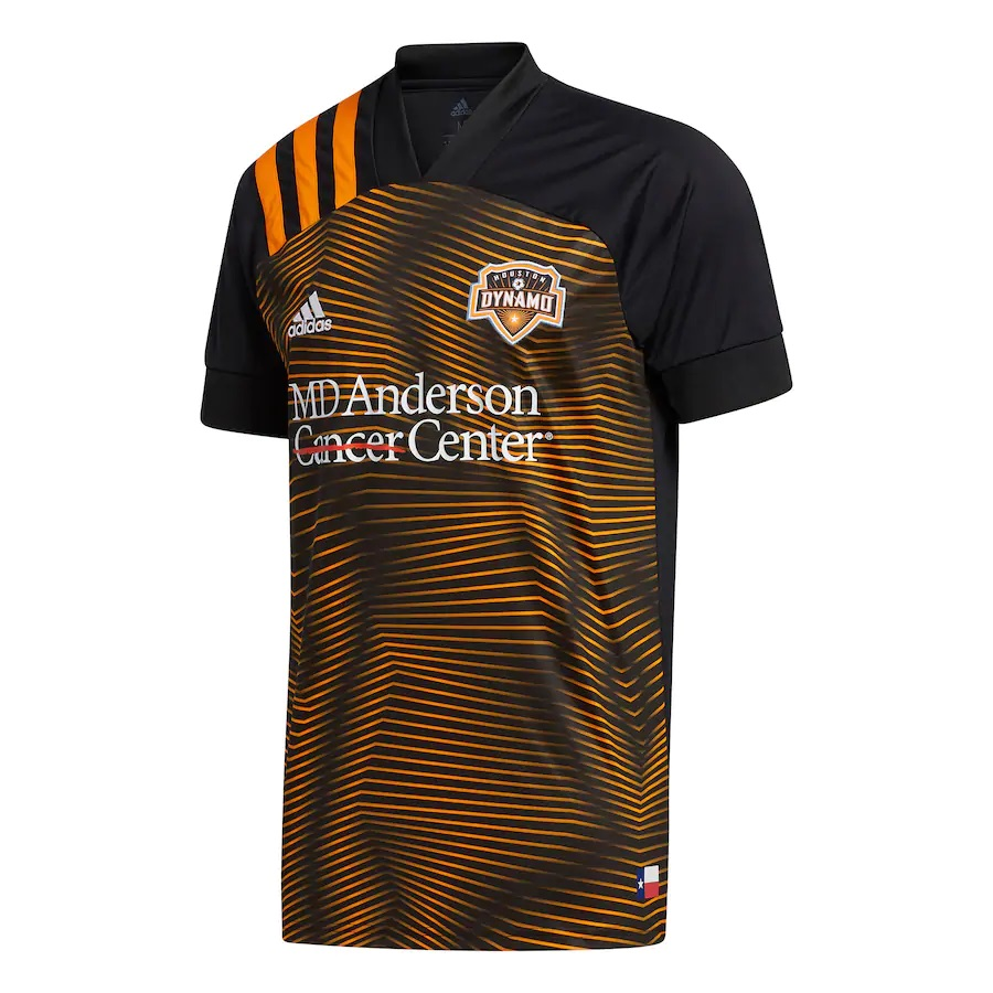 Houston Dynamo thuisshirt 2020-2021