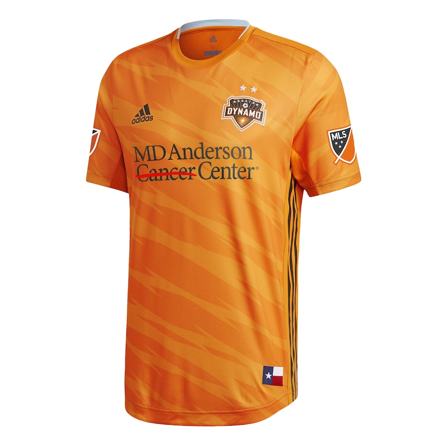 Houston Dynamo uitshirt 2020-2021
