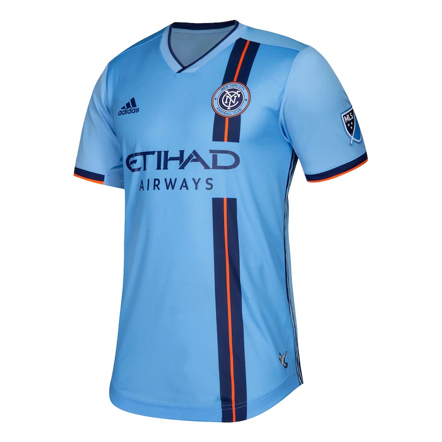 New York City FC thuisshirt 2020-2021
