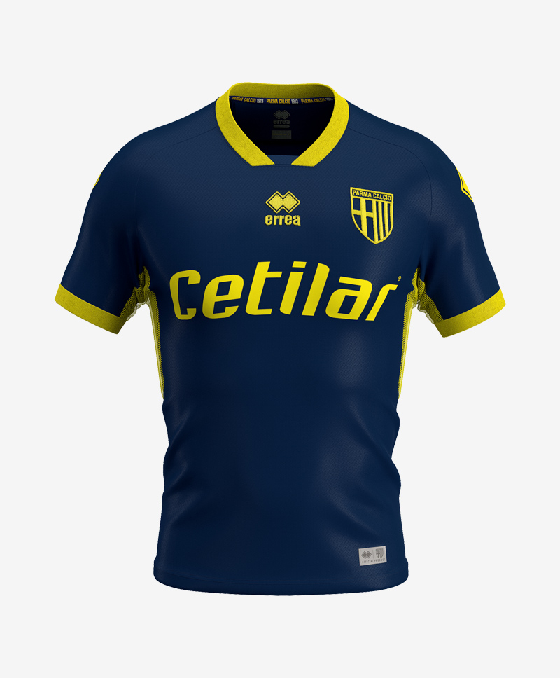Parma alternatiefshirt 2020-2021