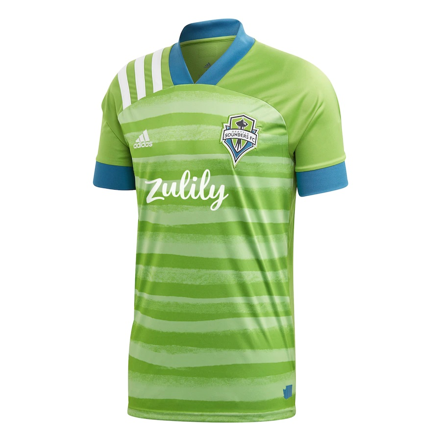 Seattle Sounders thuisshirt 2020-2021