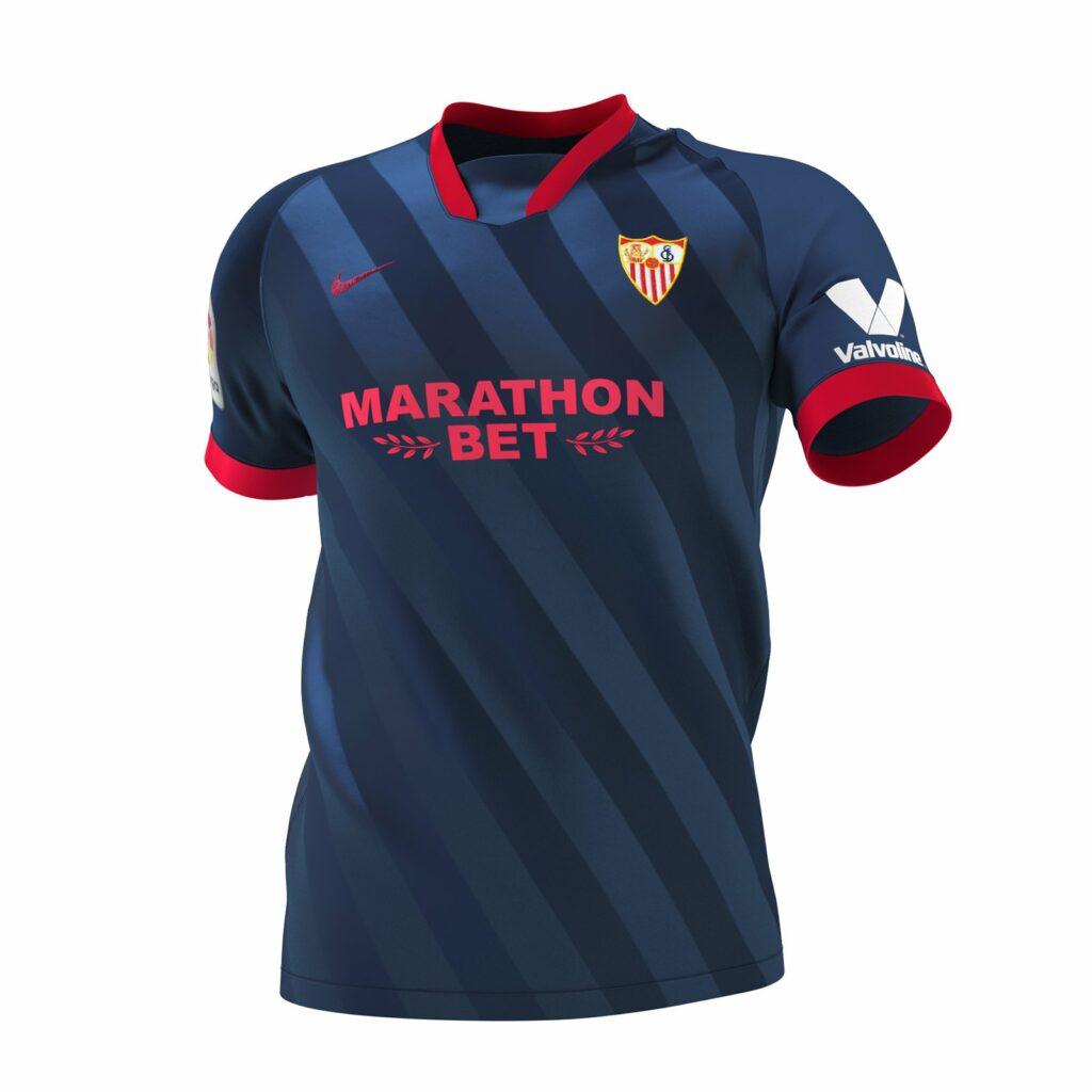 Sevilla alternatiefshirt 2020-2021