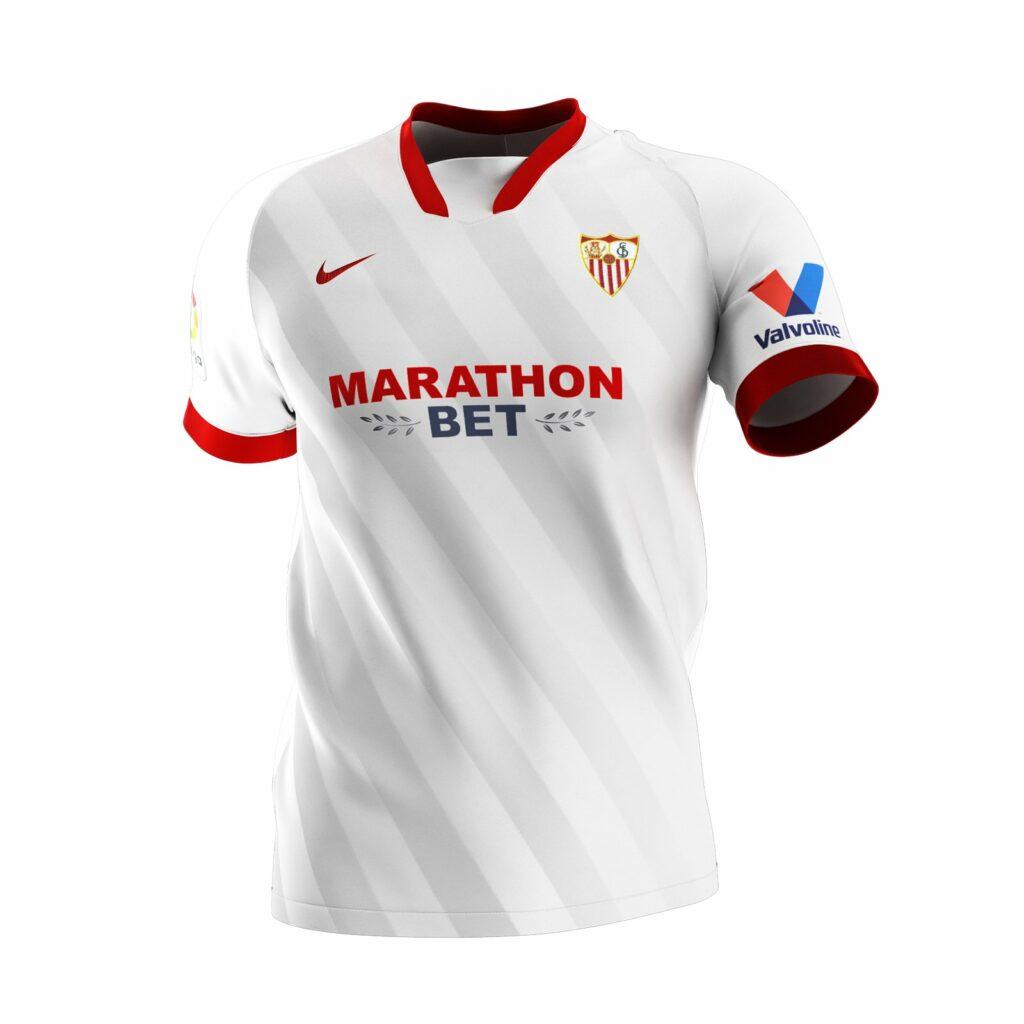 Sevilla thuisshirt 2020-2021