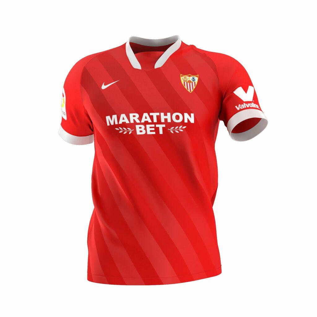 Sevilla uitshirt 2020-2021