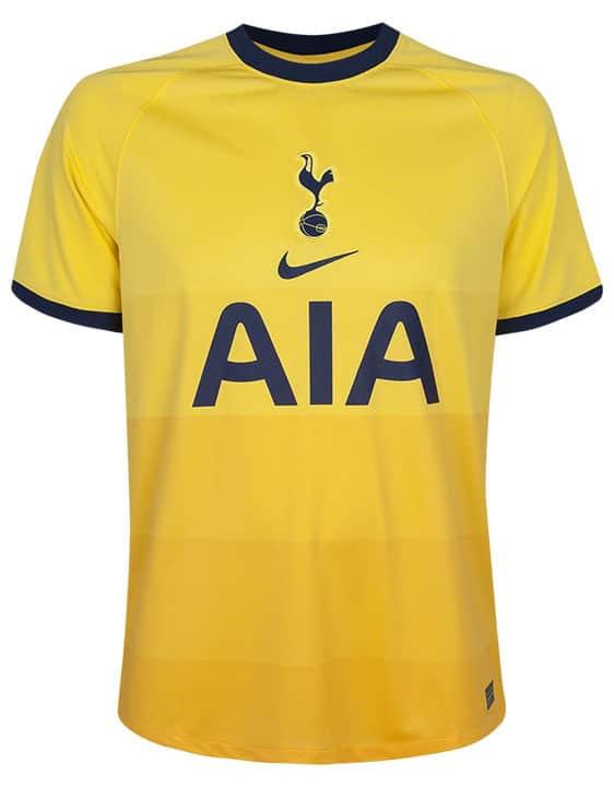 Tottenham Hotspur alternatiefshirt 2020-2021