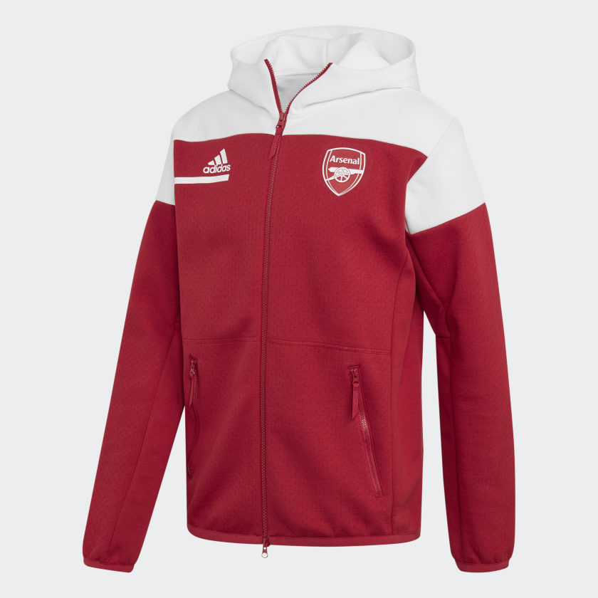 Arsenal trainingsjack 2020-2021