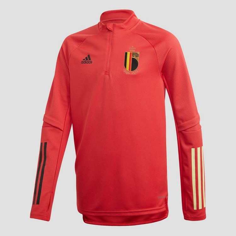 België trainingstop 2020-2021