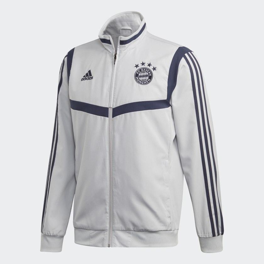 FC Bayern München trainingsjack 2020-2021 - 6