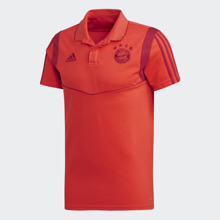 FC Bayern München trainingspolo 2020-2021 - 3