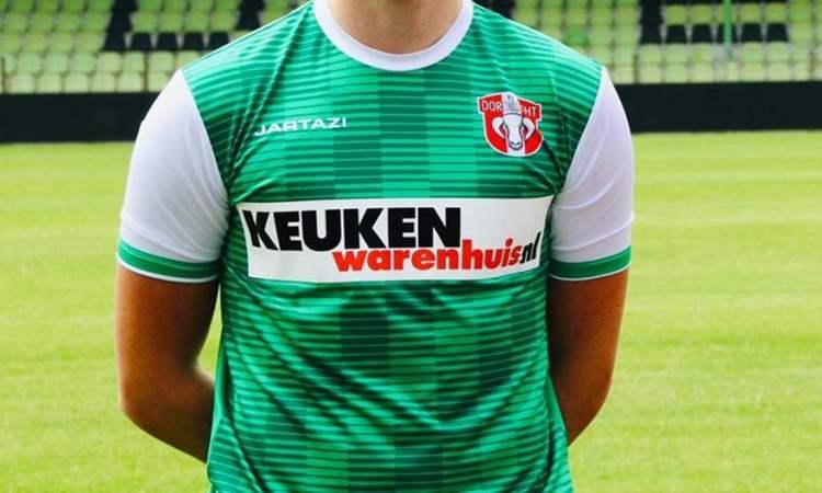 FC Dordrecht thuisshirt 2020-2021