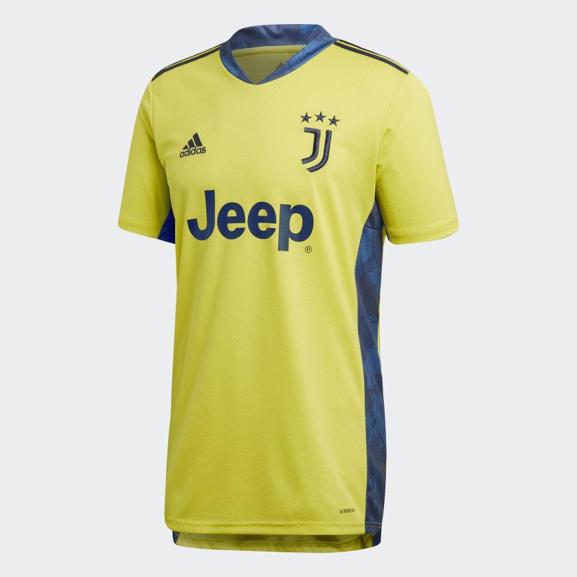 Juventus Keepersshirt 2020-2021