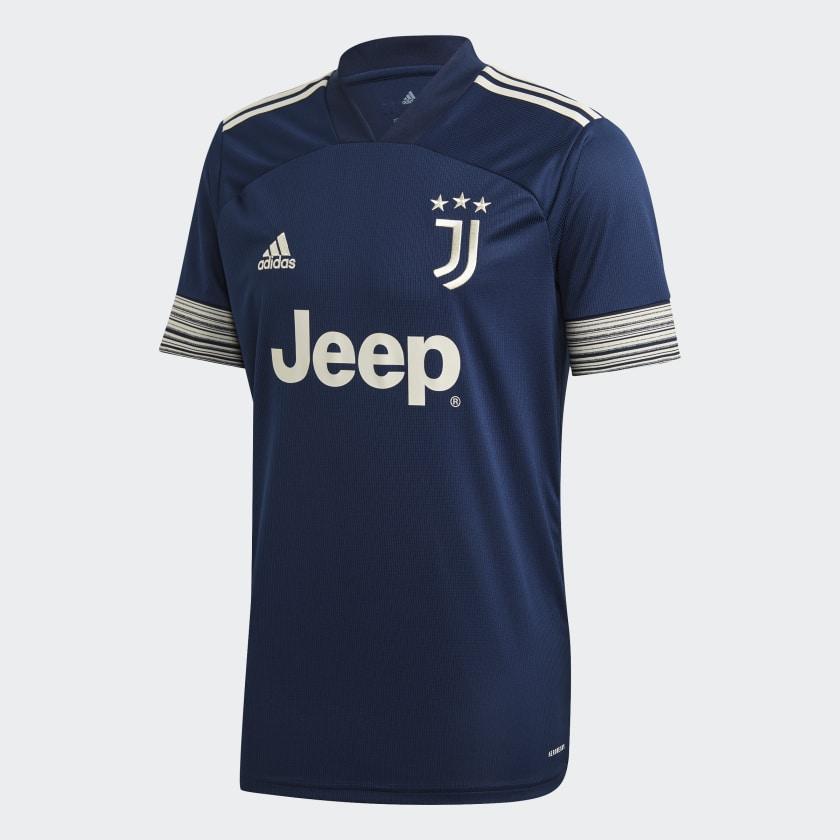 Juventus Uitshirt 2020-2021
