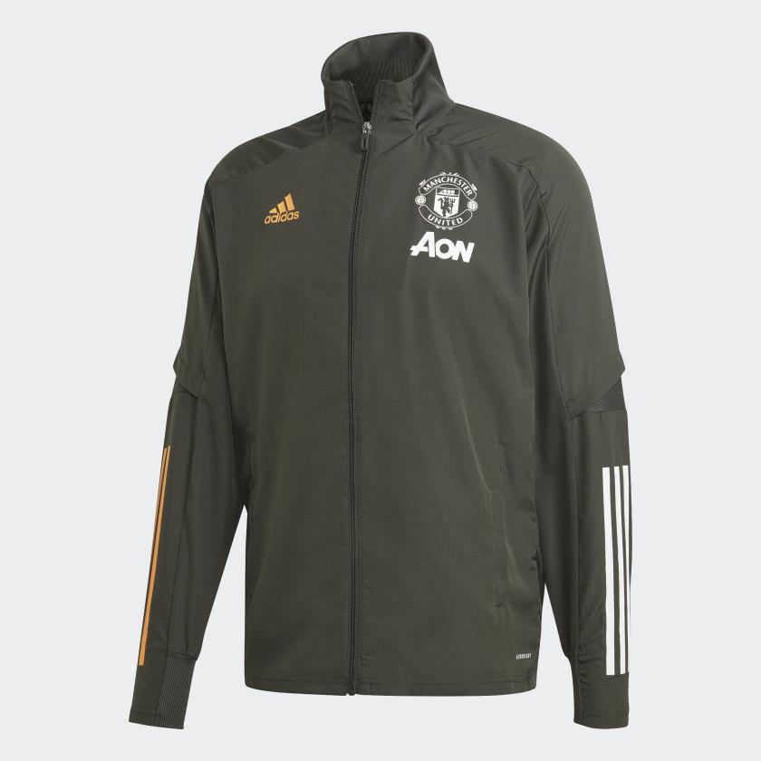 Manchester United trainingsjack 2020-2021 - 3