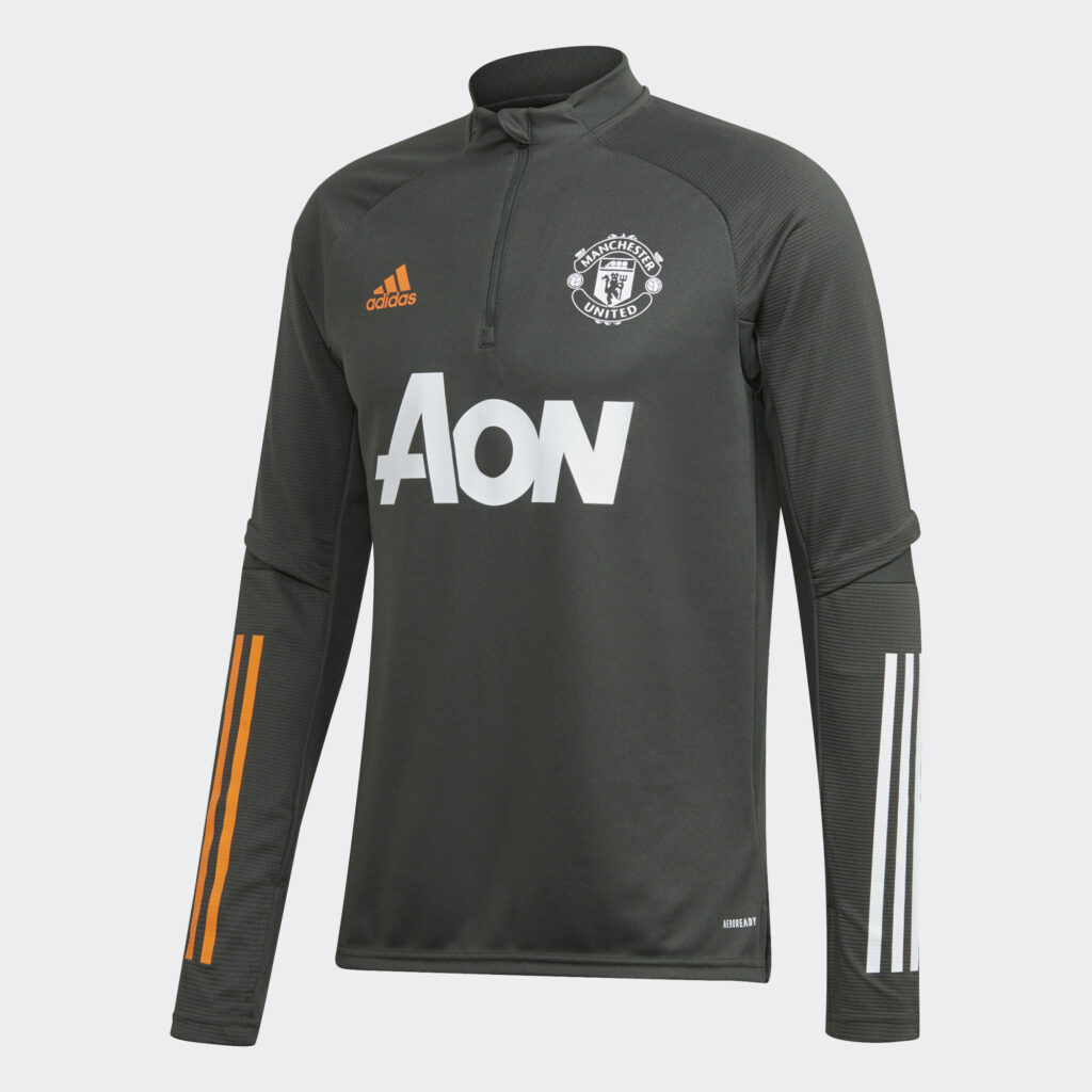 Manchester United trainingstop 2020-2021 - 3