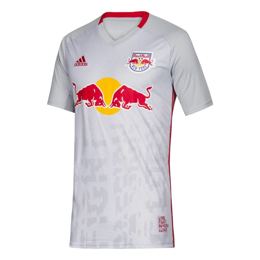 New York Red Bulls uitshirt 2020-2021