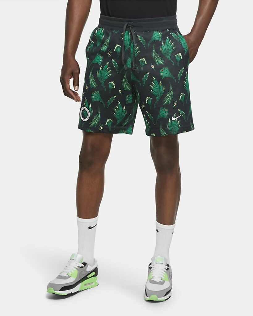 Nigeria trainingsshort 2020-2021