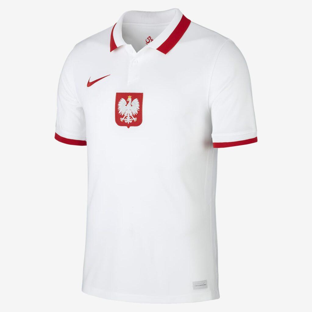 Polen thuisshirt 2020-2021