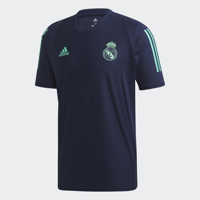 Real Madrid trainingsshirt 2020-2021 - 6